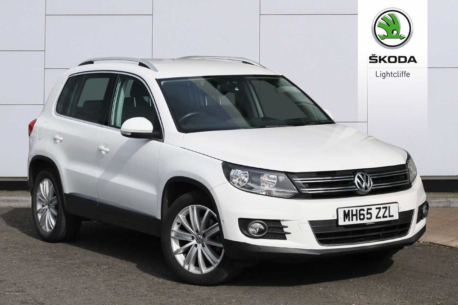Volkswagen Tiguan 2.0 TDI 150PS Match Edition 2WD SCR