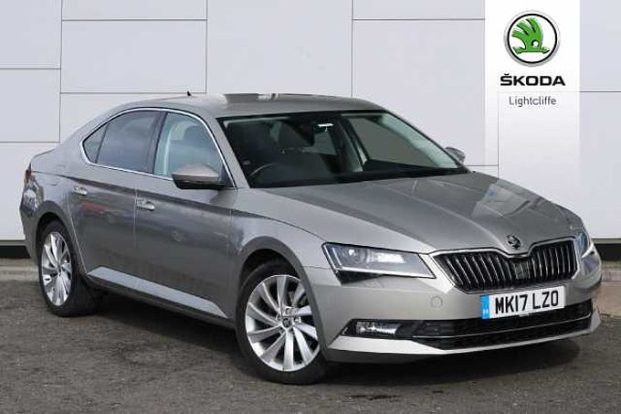 SKODA Superb 2.0 TDI (150PS) SEL Executive DSG Hatchback