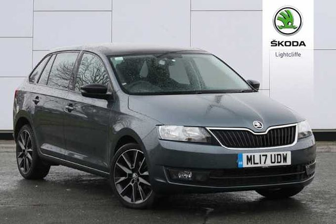 SKODA Rapid 1.4 TDI (90PS) SE Sport Spaceback 5-Dr